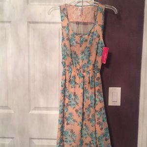 NWT Xhilaration Sleeveless Dress